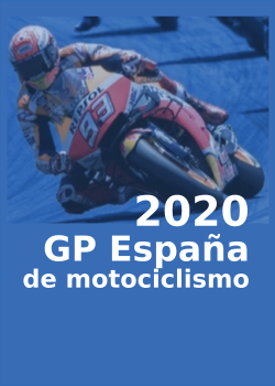 Cartel provisional GP 2020