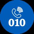 Acceso a servicio 010