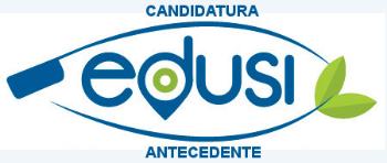 Logo EDUSI candidatura