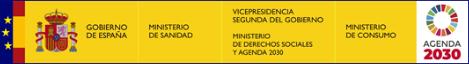 Logo Ministerio Sanidad