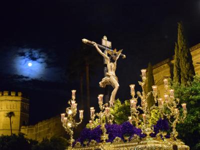 Paso de misterio Santo Crucifijo de la Salud