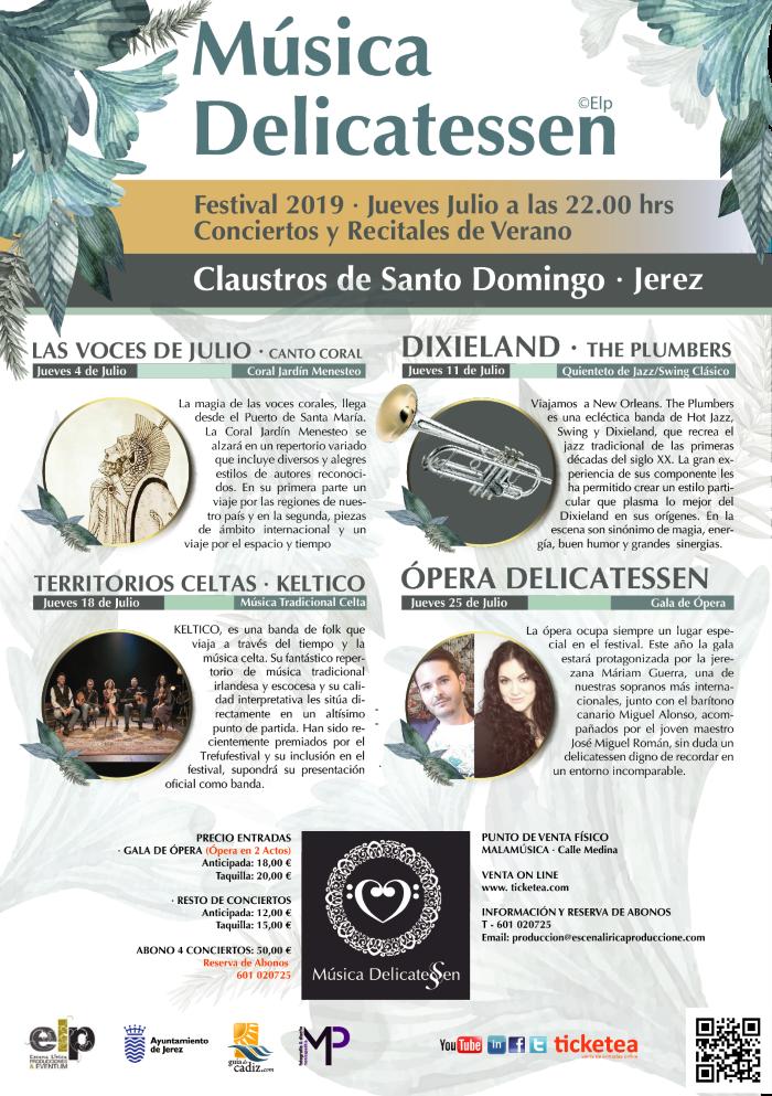 Festival de Múscia Delicatessen