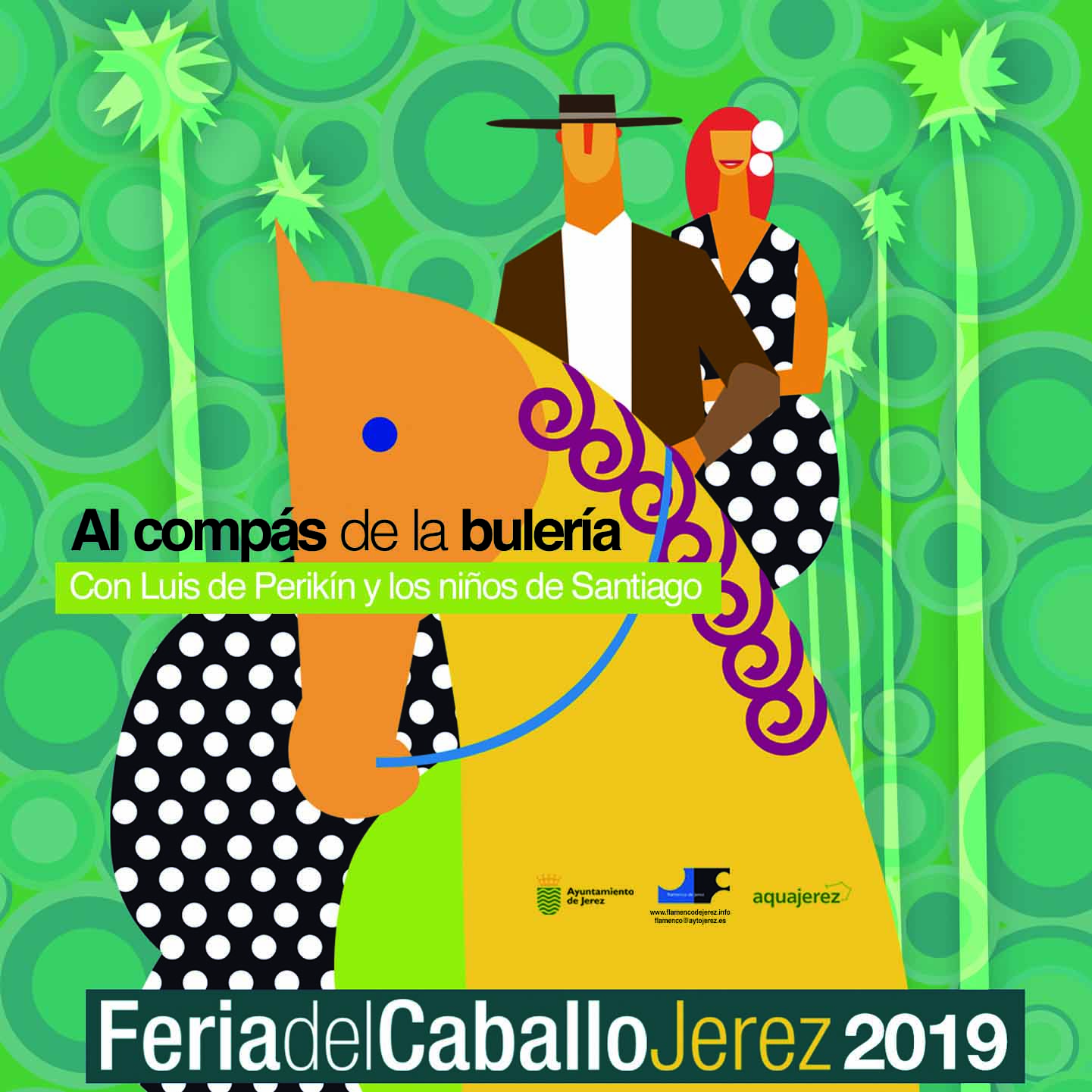 Cartel CD Feria