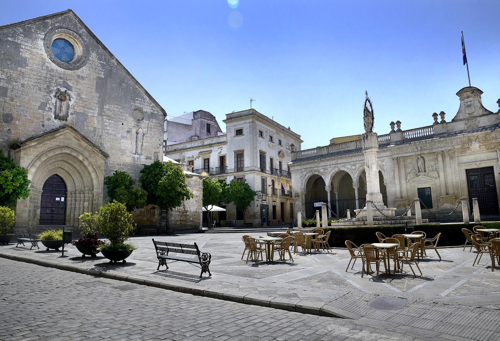 Plazas del centro