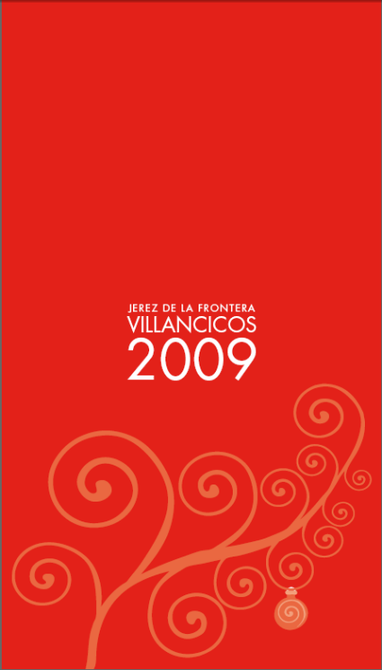 Libreto Villancicos 2009
