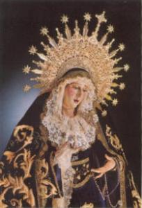 Imagen María Santísima del Consuelo