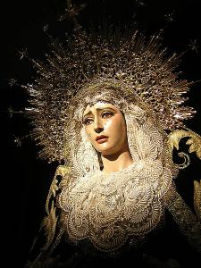 Imagen Virgen de la Defensión
