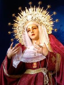 Imagen Virgen La Misión
