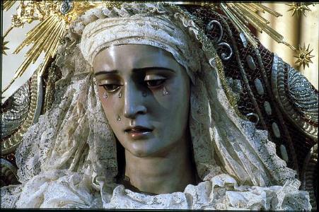 Imagen María Santísima del Desamparo