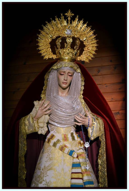 Imagen Virgen de las Bienaventuranzas