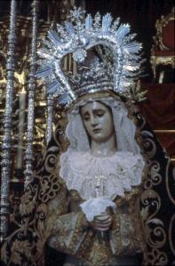 Imagen Nuestra Madre y Señora de la Soledad