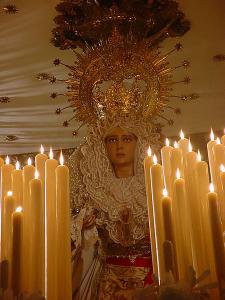 Imagen Virgen del Transporte