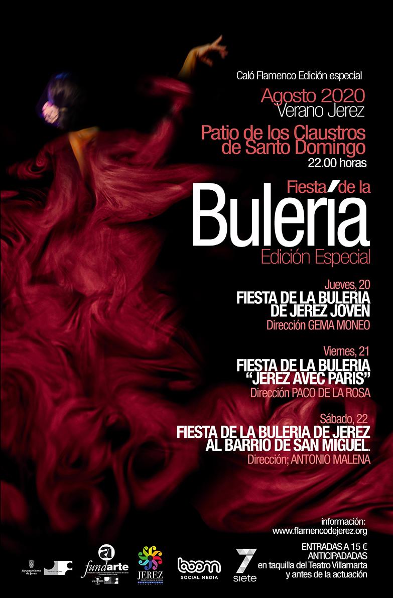 Fiesta Bulería 2020
