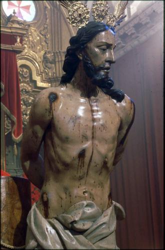 Imagen Cristo de la Flagelación