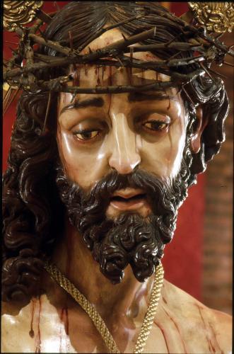 Imagen Señor La Paz de Fatima