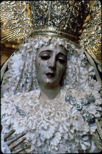 Imagen Virgen de la Amargura