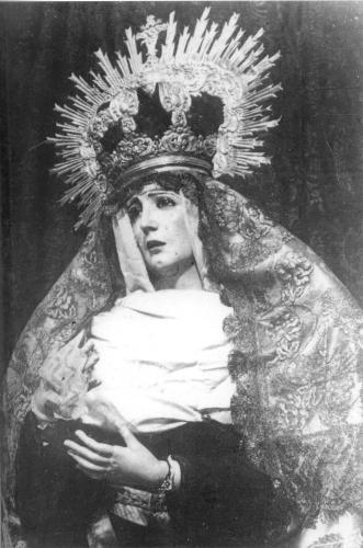 Imagen antigüa Nuestra Señora de los Remedios