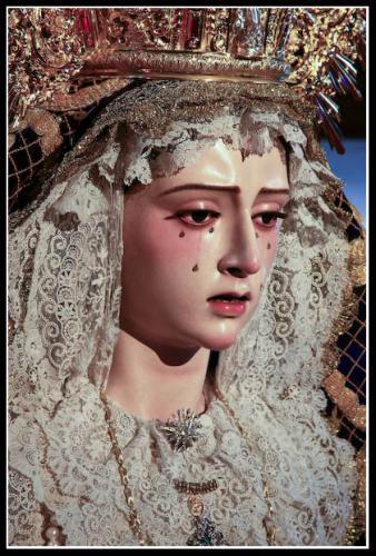 Imagen Virgen La Paz de Fátima