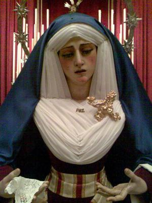 Imagen Virgen Coronación