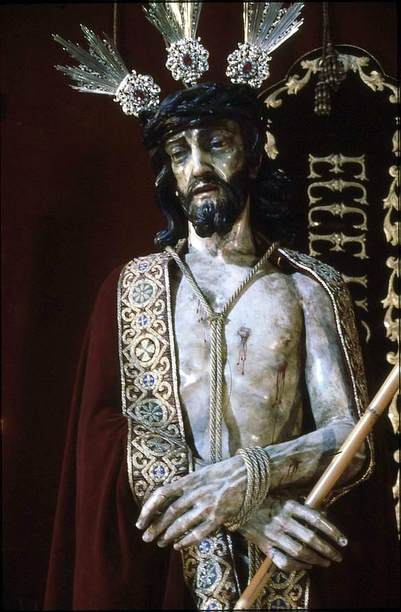 Señor del Ecce-Homo