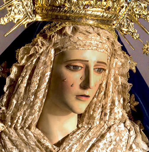 María Santísima de la Confortación