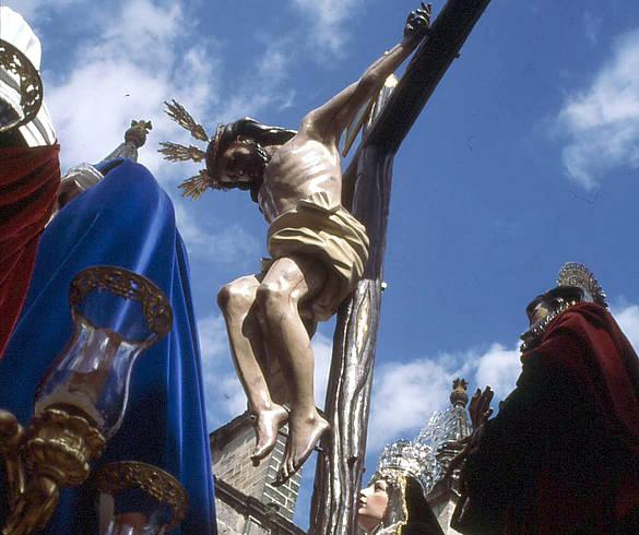 Santísimo Cristo de La Lanzada