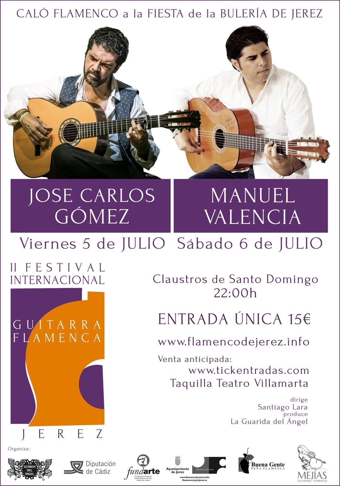 Festival Internacional de Guitarra Flamenca